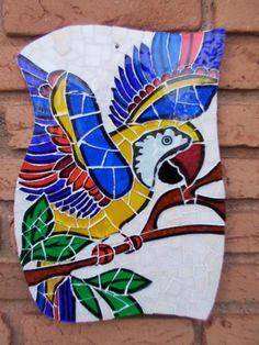 Mosaic Animals, Mosaic Birds, Mosaic Flowers, Stone Mosaic, Mosaic Glass, Glass Art, Stained Glass, Mosaic Garden Art, Mosaic Art