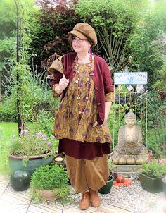 Clothing by Gudrun Sjöden