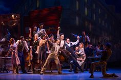 Congrats to all the students and faculty involved with An American in Paris