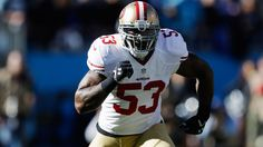 49ers LB NaVorro Bowman out for season with torn Achilles