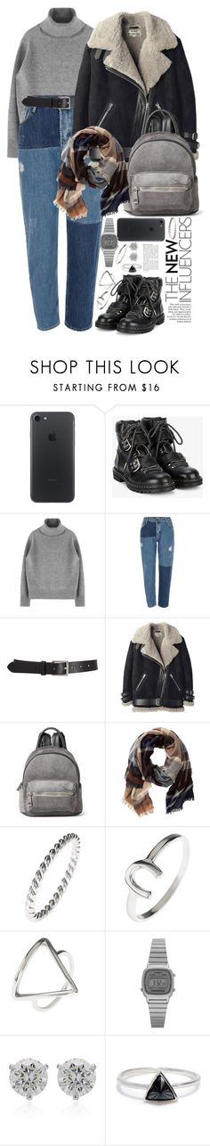 """Без названия #5006"" by catelinota-a ❤ liked on Polyvore featuring Jimmy Choo, River Island, Barneys New York, Acne Studios, Street Level, TravelSmith, Latelita, Casio, Elizabeth Kennedy and Bing Bang"
