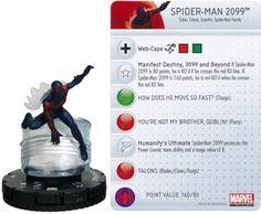 Marvel Heroclix Amazing Spider-Man Wong Uncommon 023