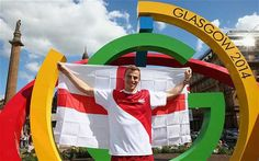 Nick Matthew, England's flag bearer at the opening ceremony in Glasgow, is in…