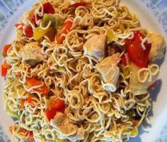 Rezept Bami Goreng (auch WW) 11 PP von meusterin - Rezept der Kategorie Hauptgerichte mit Fleisch