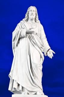 Jesus Statue Free Stock Photo