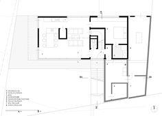 Grundriss EG:   von g.o.y.a. Architekten