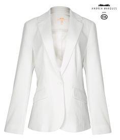 Roupas|Blazer|Branco