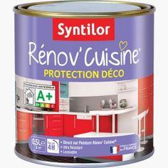 Cuisine Aviva Rouge Haute Brillance Mur Gris Idées Déco - Syntilor renov cuisine pour idees de deco de cuisine