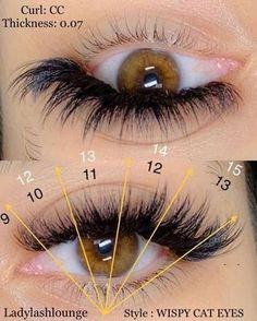 Natural Fake Eyelashes, Perfect Eyelashes, Best Lashes, White Eyelashes, Eyelash Studio, Eyelash Extensions Styles, Volume Lash Extensions, Lash Quotes, Wispy Lashes