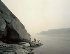 Yangtze, The Long River, Nadav Kander - ATLAS OF PLACES