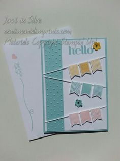 For all your paper crafting supplies visit sentimentalimprints.com