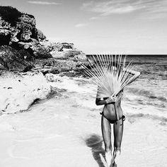 palms // SALT // Muse by Maike // Instagram: @musebymaike #MUSEBYMAIKE