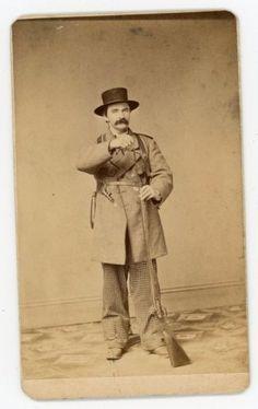 Pennsylvania-Hunter-With-a-Pennsylvania-Style-Shotgun-circa-1863