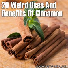 Please Share This Page: If you are a first-time visitor, please be sure to like us on Facebook and receive our exciting and innovative tutorials on herbs and natural health topics! Photo © daffodilred – Fotolia.com Cinnamon is a fantastic spice that not only imparts a magnificent aroma to a wide variety of foods, but [...]
