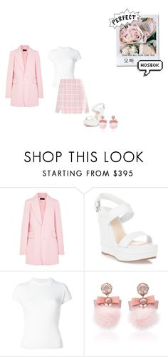 """""""#96"""" by giovannagoulart ❤ liked on Polyvore featuring Joseph, Christian Dior, RED Valentino and Ranjana Khan"""
