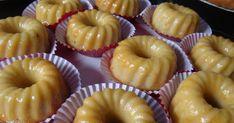 Las Recetas de Marichu.... y las mias: Borrachitos Cake Cookies, Cupcakes, Pan Dulce, Doughnut, Muffin, Sweets, Snacks, Breakfast, Flan