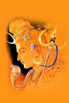 He is one of the five equivalent deities in Panchayatana puja of the Smarta tradition of Hinduism Shiva Linga, Mahakal Shiva, Shiva Art, Hindu Art, Lord Shiva Pics, Lord Shiva Hd Images, Lord Shiva Family, Indian Gods, Indian Art