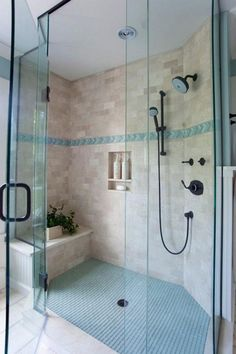 Bathroom design with the concept of a coastal style model becomes one of the choices that we can choose for . Read Best Bathroom Decor Ideas With Coastal Style Beach House Bathroom, Beach Theme Bathroom, Beach Bathrooms, Beach House Decor, Small Bathroom, Kohler Bathroom, Bathroom Vanities, Bathroom Makeovers, Bathroom Cabinets