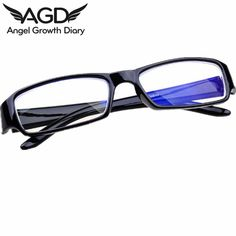 0625062e23d6 Find More Reading Glasses Information about 100 600 Myopia Glasses  Wholesale Fashion Trendsetter Black Glasses Frame