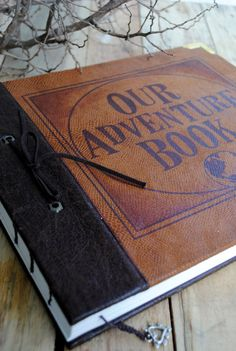 Our Adventure Book Need to make something similar