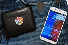 Wearable NFC phone unlock (motorola)