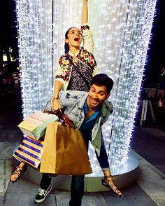 Badrinath Ki Dulhania Diwali Special : Alia Bhatt And Varun Dhawan Go Shopping!