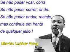 *Por Via Das Dúvidas*: Martin Luther King * Antonio Cabral Filho - RJ
