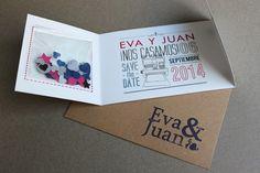 Hermanas Bolena: Las invitaciones de boda de Eva y Juan