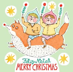 Borbotos e Barbelas: Feliz Natal // Merry Christmas