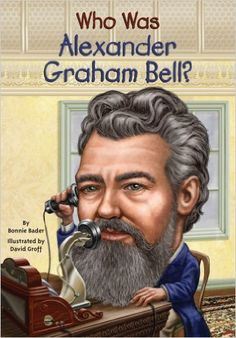 (KONOS Timeline Character  #169) Who Was Alexander Graham Bell? Bell's amazing invention--the telephone--stemmed from his work on teaching the deaf? Both his mother and wife were deaf. Or, did you know that in later years he refused to have a telephone in his study? Bell's story will fascinate young readers interested in the early history of modern technology! Ages 8-12