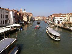 Canal Grande em Venezia, Veneto