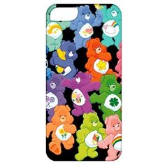 New Care Bears Family Apple iPhone 5 Case Cover
