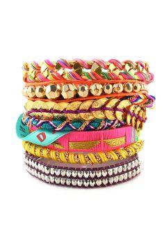 Bracelet Hipanema Gold