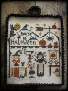 House Of Halloween from Niky's Creations