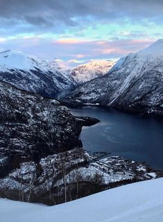 Norway | Photo by: @Kristianstornes