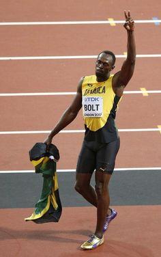 Mondiali, Gatlin batte Bolt ma rifiuta di essere il «cattivo ragazzo»