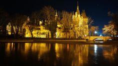Vajdahunyad vára Budapest - Vajdahunyad castle