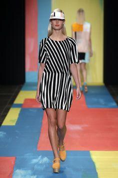Marimekko Spring-Summer Retro Classics Runway Show 2018 Copenhagen Fashion Week, Marimekko, Chiffon Fabric, Summer Collection, Front Row, Spring Summer, Summer 2014, Catwalk, Runway