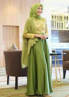 Kebaya Muslim, Muslim Dress, Hijab Dress, Hijab Outfit, Muslim Veil, Kebaya Hijab, Batik Kebaya, Muslim Fashion, Hijab Fashion