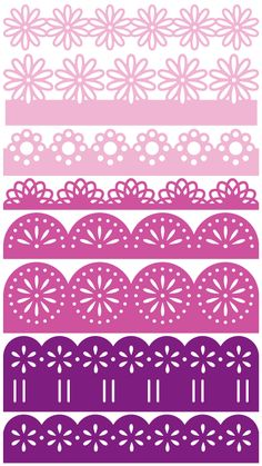 Border SVG files for using with your electronic cutting machines, terms of use can be found within your downloads or by clicking here. Borders A collection of lattice, chevron, swirly and wa…