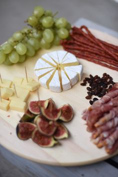deska Good Food, Yummy Food, Food Platters, Cooking Recipes, Healthy Recipes, Snacks Für Party, Food Design, Finger Foods, Food Inspiration