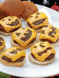 spooky good halloween burgers