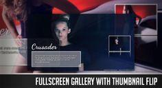 Fullscreen gallery