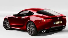 2017 Alfa 6C - new 6C will go head to head with the Porsche 911 and Jaguar F-type.
