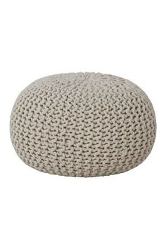 35 x 50 Buy Natural Knitted Pod from the Next UK online shop Dubai Shopping, Foot Rest, Outdoor Furniture, Outdoor Decor, Uk Online, Ottoman, Living Room, Chair, House Styles