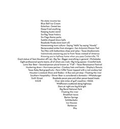 """This would also be fun with the Josh Abbott band """"You ain't met my Texas yet"""" lyrics"""
