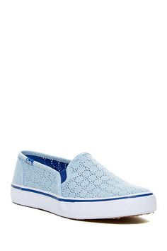 6d2db0a90e5 Double Deck Perf Slip-On Platform Sneaker by Keds on  nordstrom rack Double  Deck