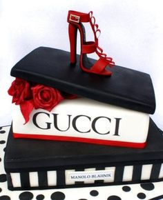 **#Gucci cake by Le_Styliste