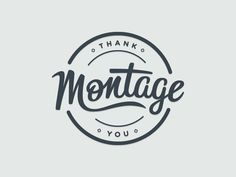 """Thank You Seal by ♜ Monsieur Did I can easily see this a stamp version of your logo with """"Charlotte, NC"""" on top and """"Marketing"""" on the bottom."""