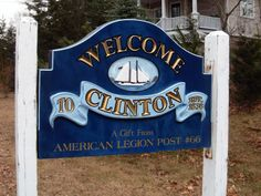 Geographically Yours Welcome: Clinton, Connecticut